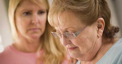 Caregiver and elderly patient emotional abuse