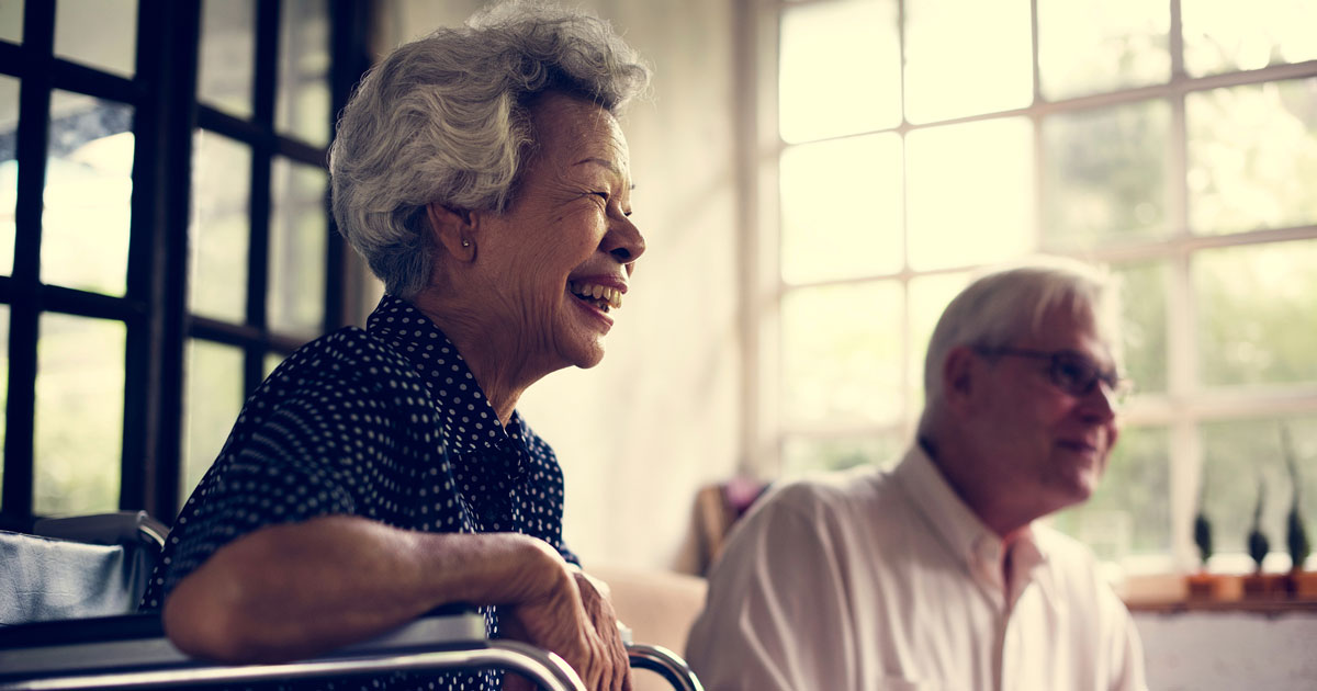 Is Aging in Place Realistic for Your Elderly Parents?