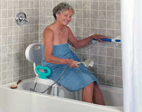 Safety modifications for a senior friendly bathroom for How to make bathroom safe for elderly