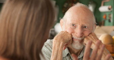 Convincing Aging Parent to Get Home Care