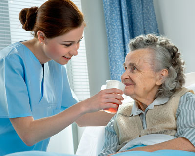 Monitoring Care in a Nursing Home