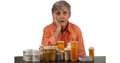 Too Many Pills: Polypharmacy and the Elderly