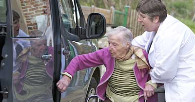 Transportation Services for Seniors