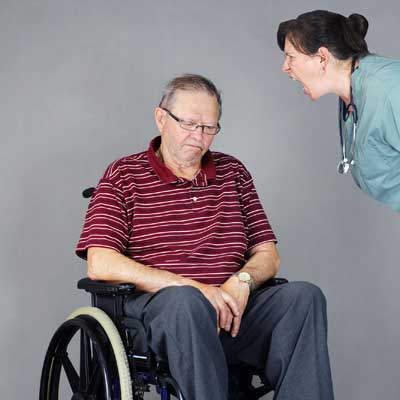 10 Warning Signs of Elderly Neglect or Abuse in a Nursing Home