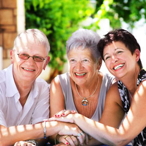 Advice for Families Taking Care of Aging Parents at Home