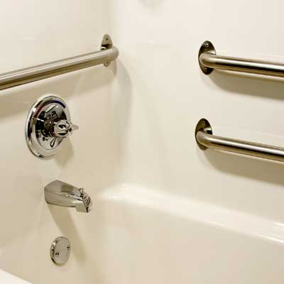 Bathroom Safety Products to Assist with Toileting and Bathing