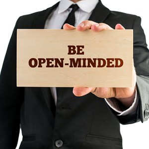 Be Open-Minded When It Comes to Accepting New Clients