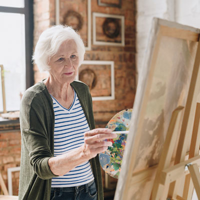 Exercise Your Brain to Keep Mental Decline at Bay