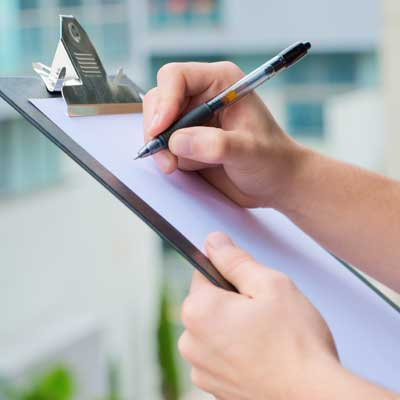 Nursing Home Checklist