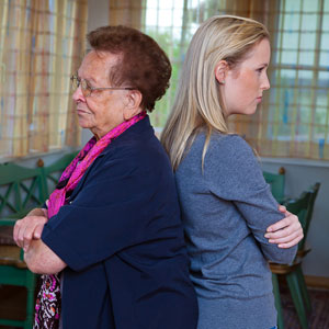 What to Do When Your Caregiver is Bossy?