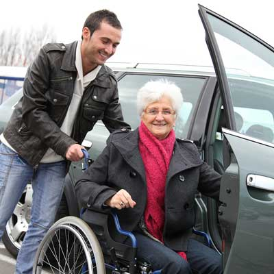 My Elderly Parents Need Help with Transportation