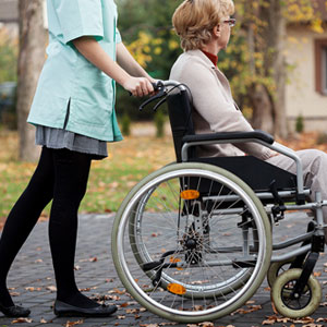 Getting Mom or Dad Out of the Nursing Home