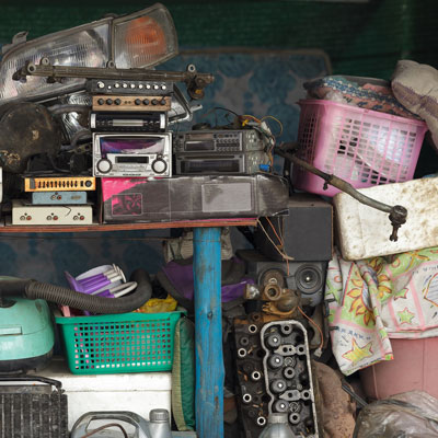 Mental Illness and the Elderly: A Primer on Hoarding