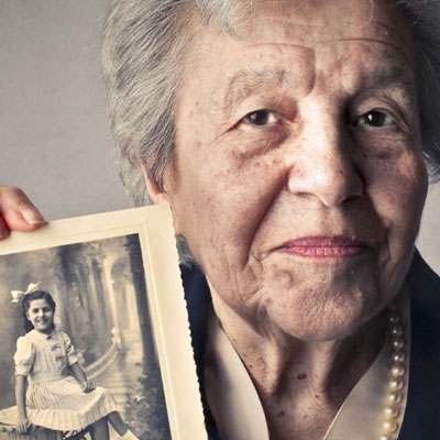 A Disappearing Demographic: Holocaust survivors and WWII veterans
