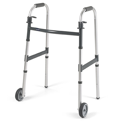 Drive Clever Lite LS Rollator Walker with Seat and Push Down ...
