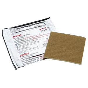 Hollister Restore Non Adhesive Silver Foam Dressing With Triact