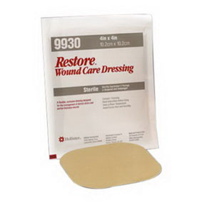 Hollister Restore Sterile Hydrocolloid Dressing With Foam Backing