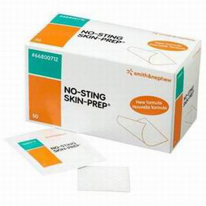 Smith and Nephew No Sting Skin Prep Liquid Film Barrier Dressing