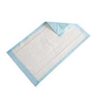 Wings Plus Breathable Disposable Bed Pads Heavy Absorbency