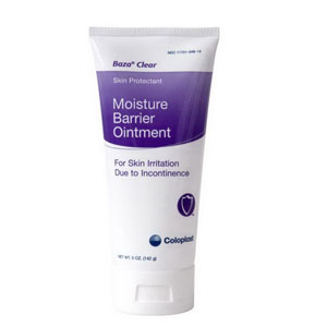 Coloplast Baza Clear Moisture Barrier Ointment