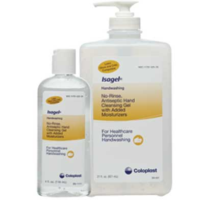 Coloplast Isagel No Rinse Instant Hand Sanitizer