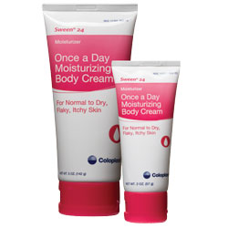 Coloplast Sween 24 Once a Day Moisturizing Body cream