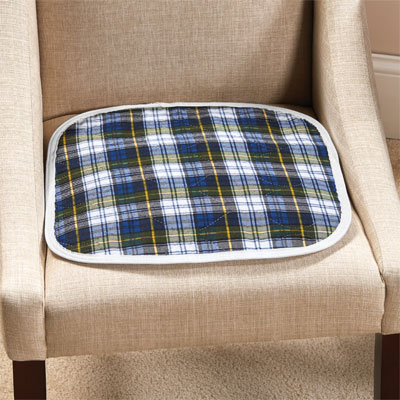 Salk CareFor Designer Print Reusable Chair Pad
