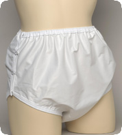 Salk Sani Pant Waterproof Snap On Diaper Cover