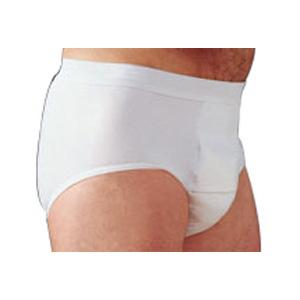 Salk HealthDri Cotton Mens Underwear for Heavy Protection