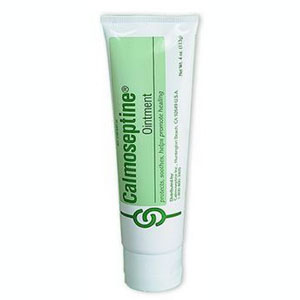 Calmoseptine Moisture Barrier Ointment