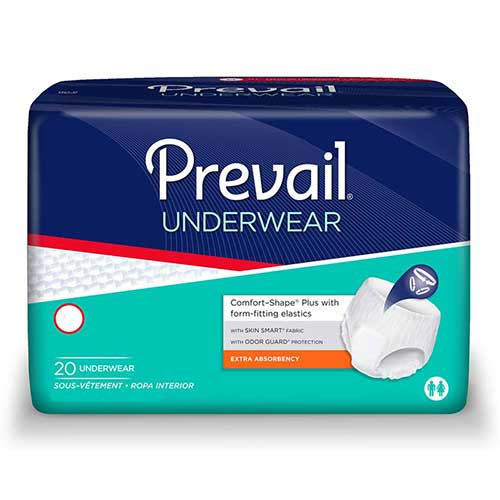Prevail Underwear for Moderate Incontinence