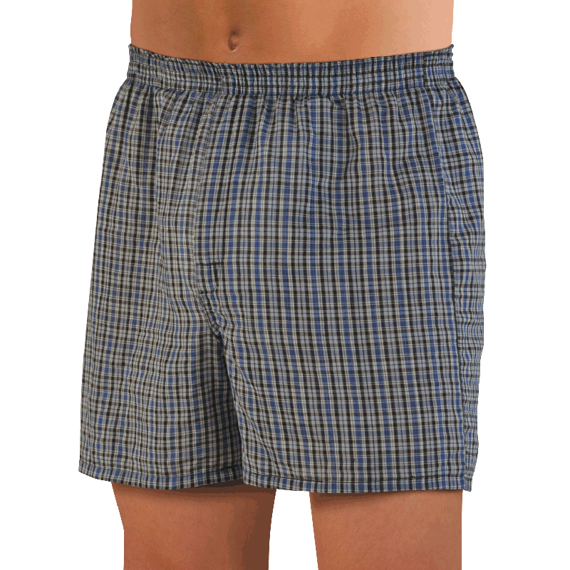 Dignity Cotton Mens Boxer for Use With Disposable Pad