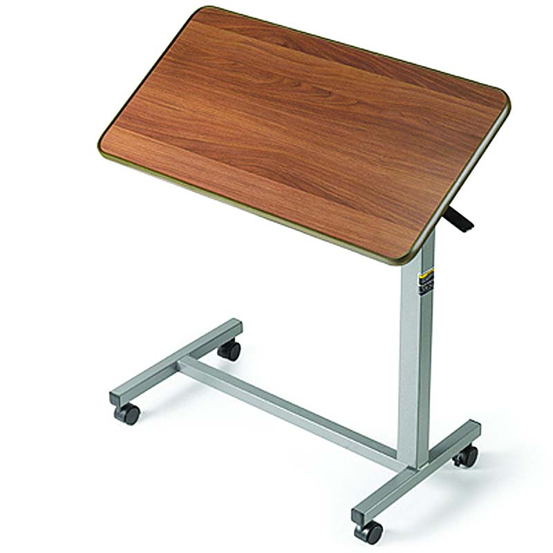 Invacare 3 Position Tilt Top Overbed Table