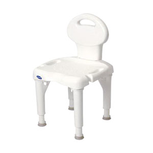 Invacare I Fit Shower Chair With Back
