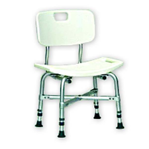 PMI Bariatric Bath Chair With Back