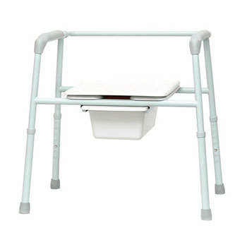 PMI Bariatric Commode