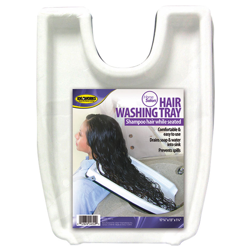 hair washing trays
