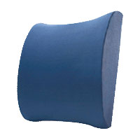 K2 Health Products Super Compressed Lumbar Cushion