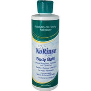 CleanLife Products No Rinse Body Bath