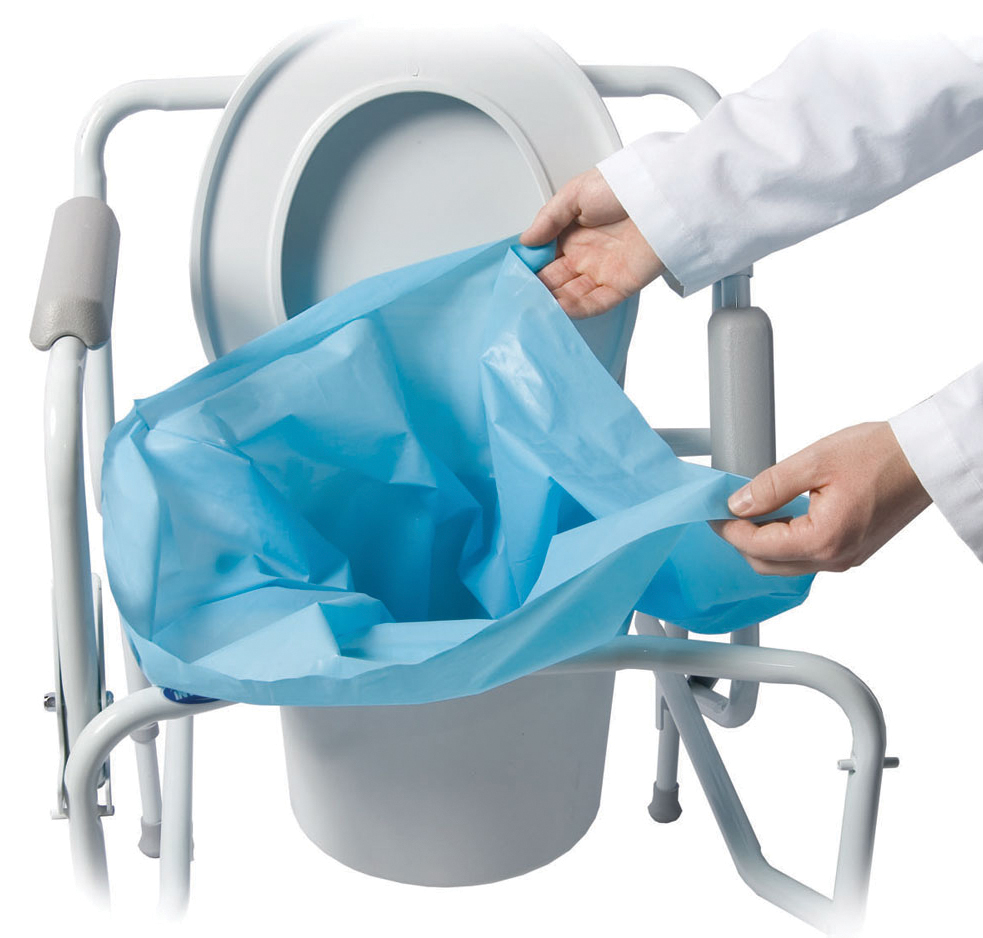 MTS Cleanwaste Sani Bag Commode Liner