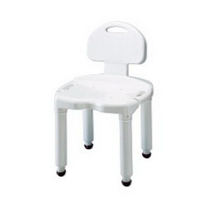 Carex Heavy Duty Universal Bath Seat With Back