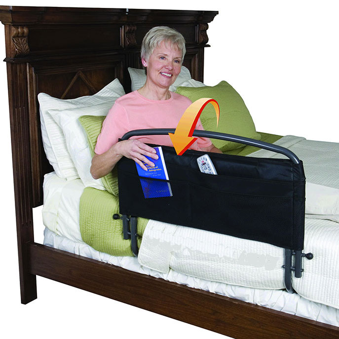 Stander Safety Bed Rail With Padded Pouch