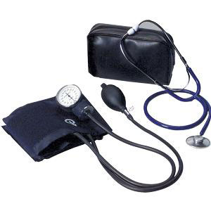 Cardinal Health ReliaMed Self Taking Blood Pressure Kit and Stethoscope