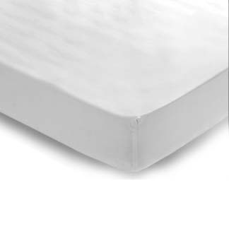 Cardinal Health Essentials Bottom Fitted Sheet For Hospital Beds