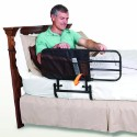 Stander EZ Adjust Bed Rail With Pouch