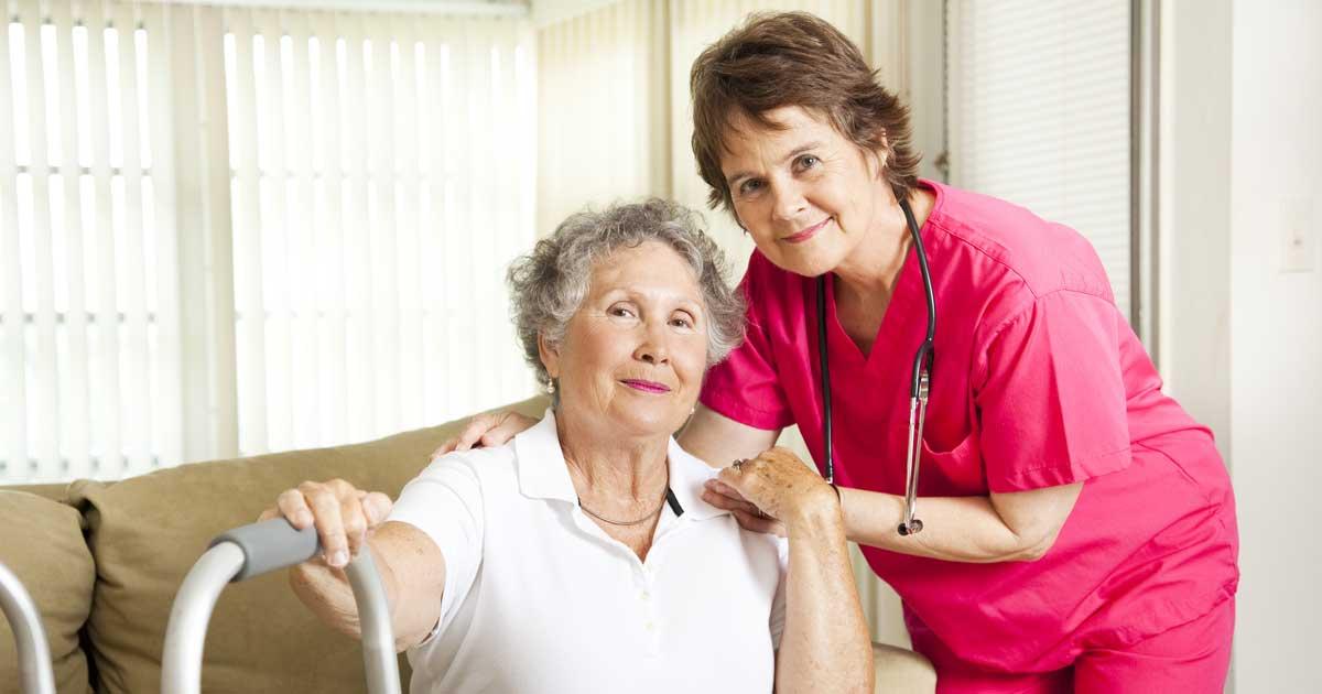 inhome care for elderly parents private caregiver vs