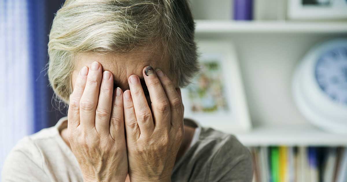 Self Neglect In Your Elderly Parents