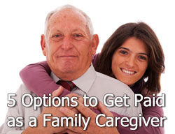 5 options to get pad as family caregiver