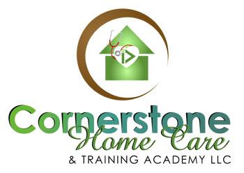 Company Logo for Cornerstone Home Care & Training Academy