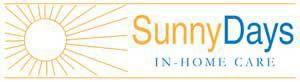 Company Logo for Sunny Days In-Home Care